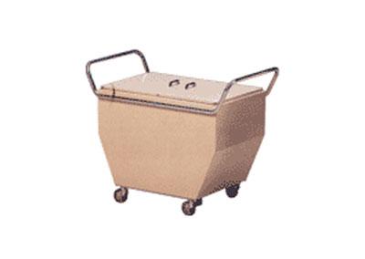Сершизна количка за мръсно бельо
