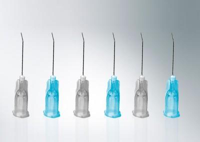 INOX Opthalmic needles