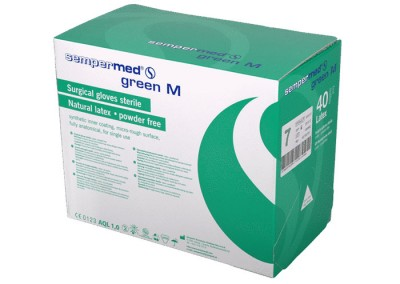 Sempermed Green M