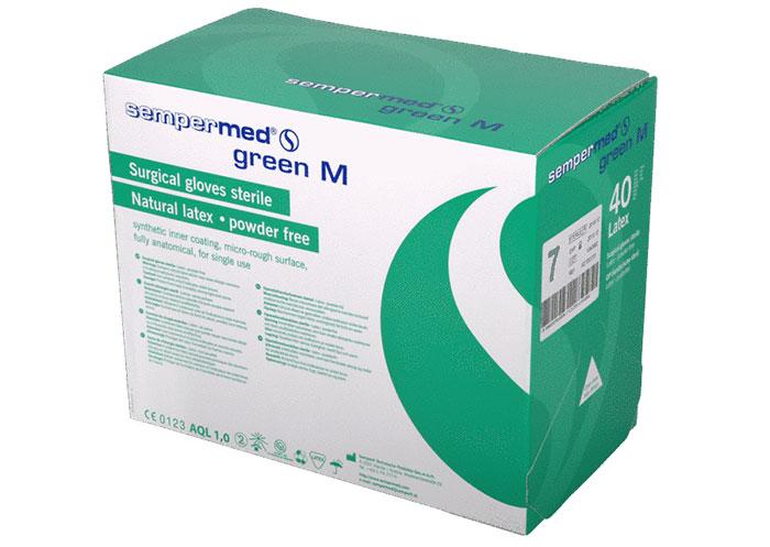 Sempermed Green M