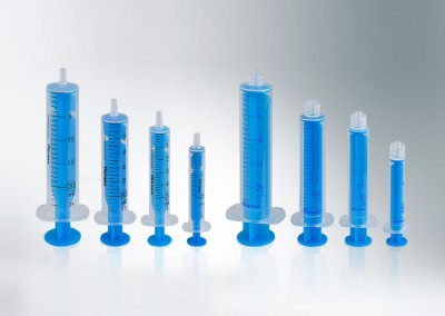CHIRANA 2-part disposable syringes