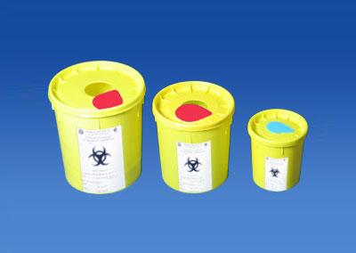 Контейнери за болнични отпадъци