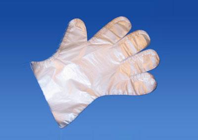 Полиетиленови ръкавици