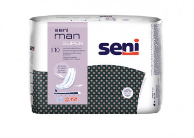 Подложка при инконтиненция Seni Man Super