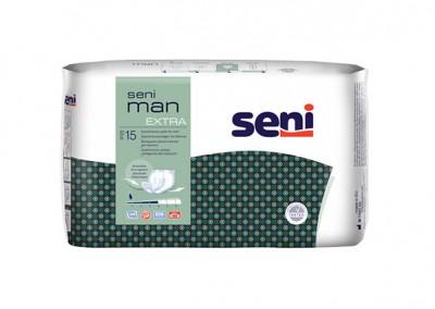 Подложка при инконтиненция Seni Man Extra